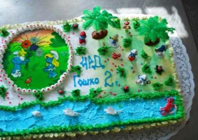 Захарно Петле-детски торти  (10)