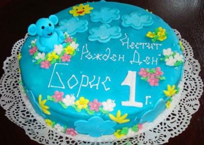 Захарно Петле-детски торти  (15)