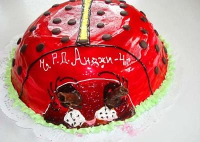 Захарно Петле-детски торти (18)