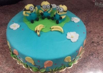 Захарно Петле-детски торти (2)