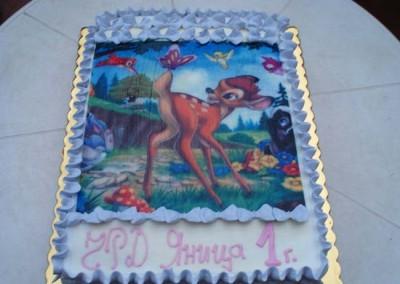 Захарно Петле-детски торти  (21)