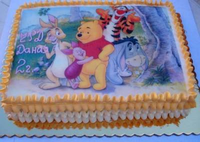 Захарно Петле-детски торти  (22)