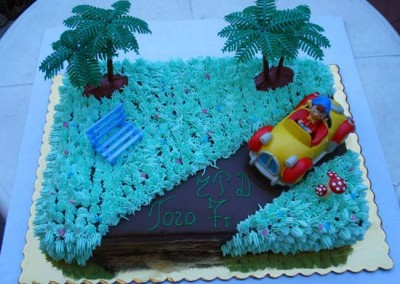 Захарно Петле-детски торти  (24)