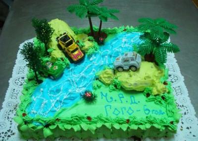 Захарно Петле-детски торти (31)