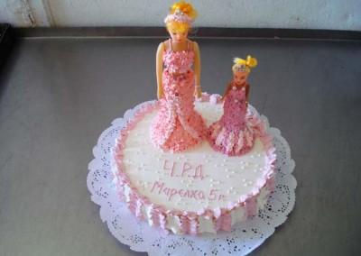 Захарно Петле-детски торти  (4)
