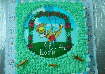 Захарно Петле-детски торти (6)