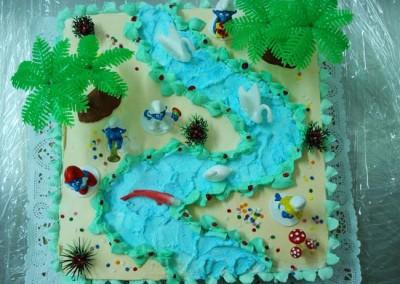 Захарно Петле-детски торти (8)