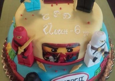 Захарно Петле-детски торти (9)