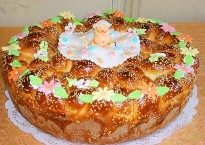 Захарно Петле-празнични погачи (14)