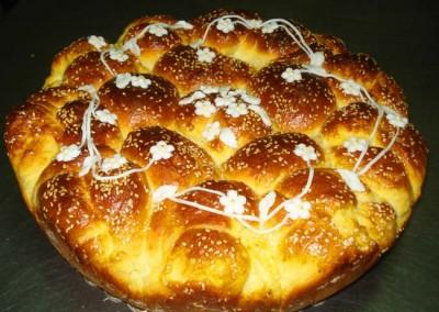 Захарно Петле-празнични погачи (4)