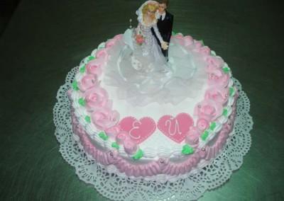 Захарно Петле-сватбени торти (1)