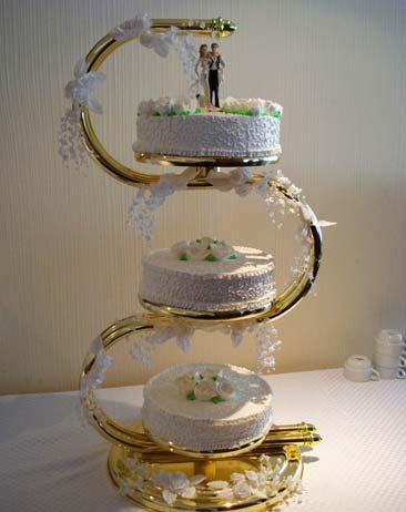 Захарно Петле-сватбени торти (13)