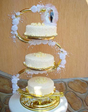 Захарно Петле-сватбени торти (18)