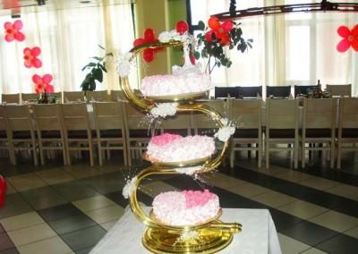 Захарно Петле-сватбени торти (3)