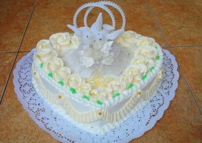 Захарно Петле-сватбени торти (6)