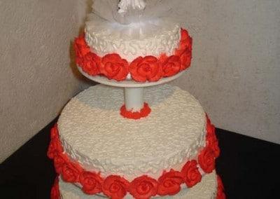 Захарно Петле-сватбени торти